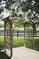 "Свадебная арка ""Лолита"""