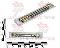 Шланг тормозной ЗАЗ 1102-03 задний комплект п\у. 1103-3506085