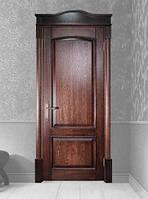 Двери деревянные из массива межкомнатные №5