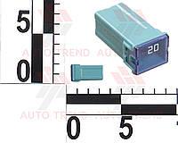 Предохранитель 20A DAEWOO/CHEVROLET LACETTI/AVEO/AVEO II/NUBIRA/TACUMA/EVANDA/EPICA (GMDW) паэлителеновая упаковка