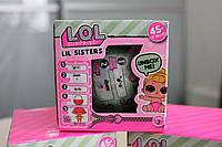 Кукла - сюрприз, Кукла LOL Mini в шаре 6 см, Мини Кукла LOL в шарике, Куколка ЛОЛ, Кукла в яйце аналог