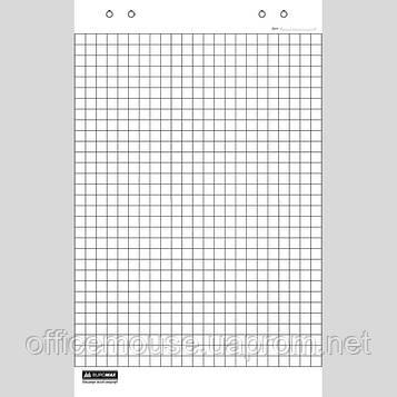 Бумажный блок для флипчарта 64х90 30листов