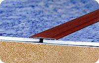 """Прижимной алюминиевый порог модель """"ПА 50"""", фото 1"""