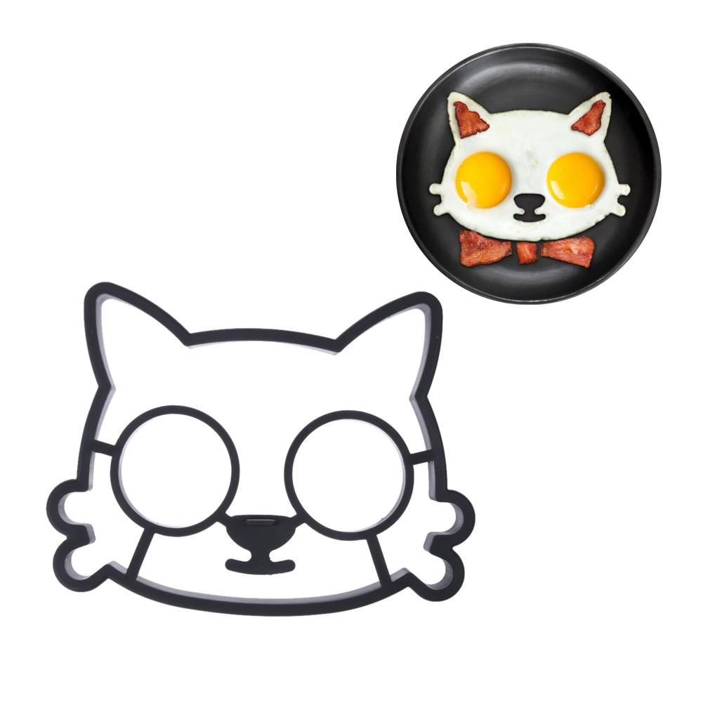 Форма Кот для жарки яиц и оладей