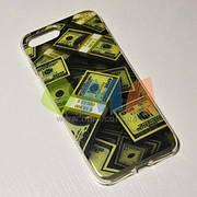Чехол силиконовый GOLD iPhone 7 Plus  No8018