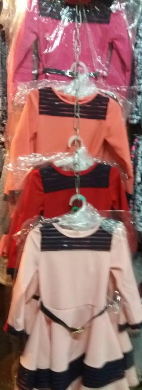 """Детское платье """"Адель"""""""