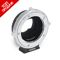 Metabones Canon EF/EF-S Lens to Sony E Mount T CINE Smart Adapter (Fifth Generation) (MB_EF-E-BT6)