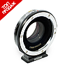 Metabones T Speed Booster Ultra 0.71x Adapter for Canon Full-Frame EF-Mount (MB_SPEF-M43-BT4)