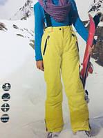 Детские зимние тёплые лыжные штаны  Германия для девочки