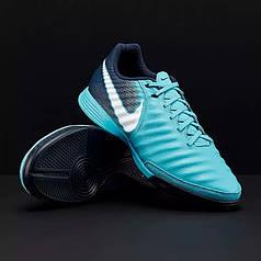 Футзалки Nike Tiempo Ligera IV IC 897765-414 (Оригинал)