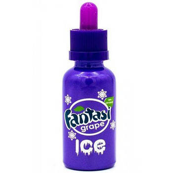 Премиум жидкость для электронных сигарет The Ohm Fantasi Grape Ice 60 ml (clone)