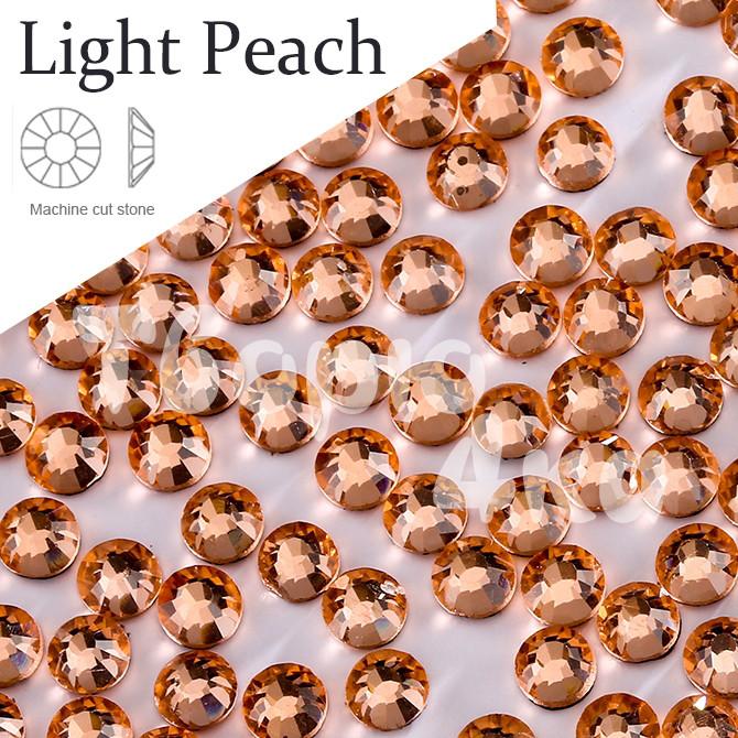 Стразы DMC - Lt.Peach (Персиковые) ss6