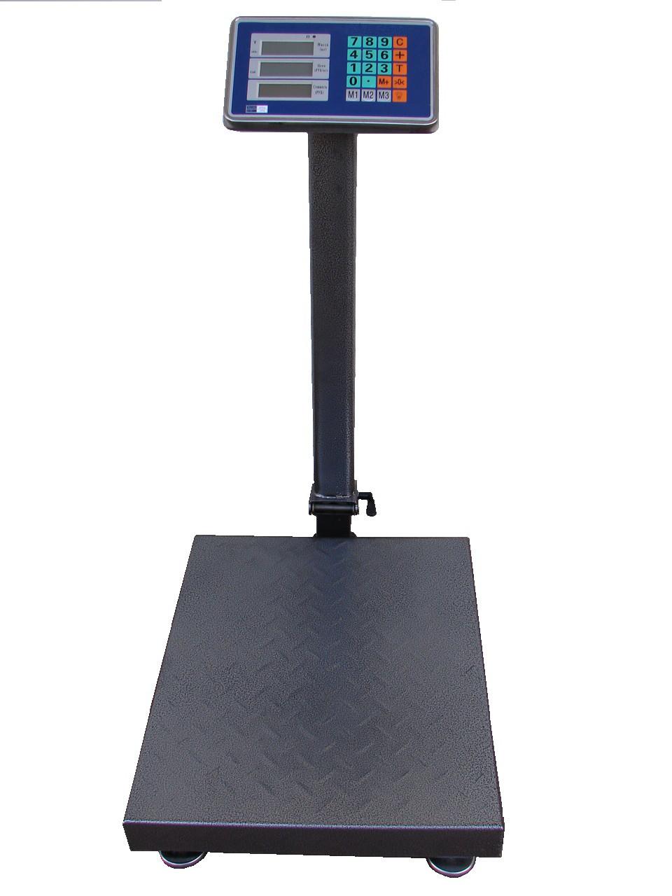 Весы торговые Crystal 300 кг