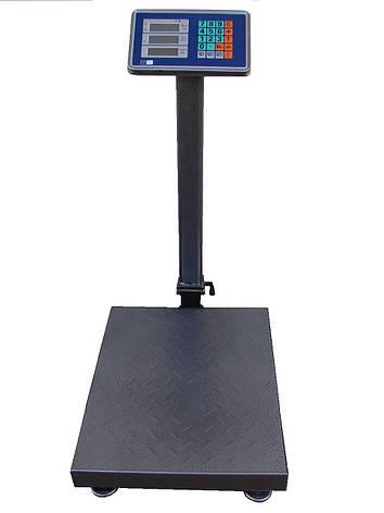 Весы торговые Crystal 300 кг, фото 2