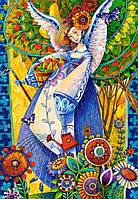 """Кастор пазлы 1000 """"Ангельский сбор урожая""""68*47 /14/(С-103829)"""