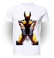 Футболка мужская GeekLand Росомаха Wolverine Marvel art WL.01.002
