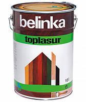 Краска - лазурь Belinka Toplasur, 10 л