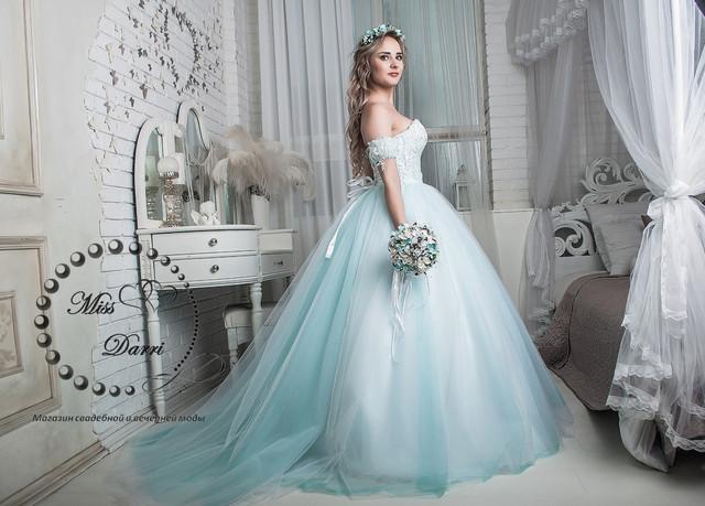 Эксклюзивные Свадебные и Вечерние Платья в Магазине Свадебной и Вечерней Моды Miss Darri