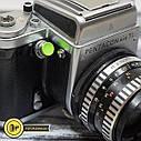 Кнопка для мягкого спуска затвора камеры - зелёная KS-08, фото 6