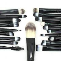 Набор кистей для макияжа 20 штук без чехла, фото 1