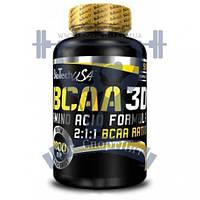 BioTech BCAA Nano 3D БЦАА Аминокислоты для тренировок