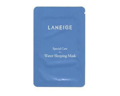 Laneige Water Sleeping Pack Увлажняющая ночная маска 4ml