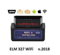 2018 Сканер ELM327 WiFi  Android, iOS,Windows