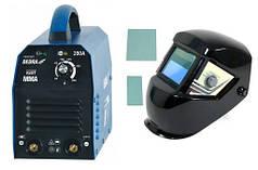 Инверторный сварочный аппарат DEDRA DESI210BT