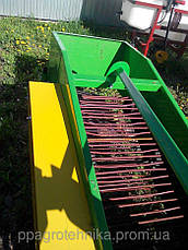 Копалка копачка для картофеля 1 ряд, фото 3