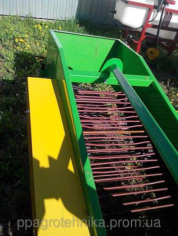 Картоплекопачка 1 рядна копалка Польша, фото 2
