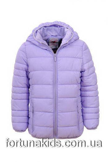 Куртки стеганные для девочек GLO-STORY 92/98-128  р.р