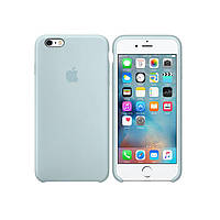 Чехол Silicone Case для iPhone 5 5S SE прорезиненный оригинальный