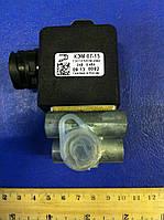 Клапан електромагн КЕМ 07-15 24В байонетний роз`єм ,М10х1 (Росія, Йошкар-Ола)
