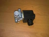 Клапан електромагн КЕМ 24-15 (КЕБ 421) ост.двигуна24В байонетний ро'зєм, М12х1,5 (Росія, Йошкар-Ола)