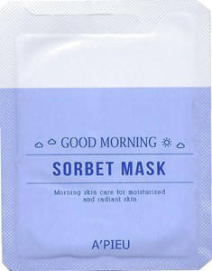 A'pieu Good Morning Sorbet Mask Маска-щербет 3 ml
