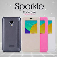 Чохол ТМ Nillkin Sparkle для Meizu MX4 Білий