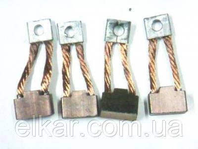 К-т щіток стартера  (4 шт.)   СТ142Б-3708020 (Китай)