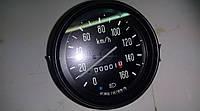 """Спідометр  0 до 160 км/час,  12 В   67.3802010 (вир-во """"Автоприбор"""")"""