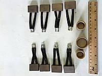 К-т щіток (8шт.) та втулок (3шт.) стартера СТ25-3708020 (Китай)