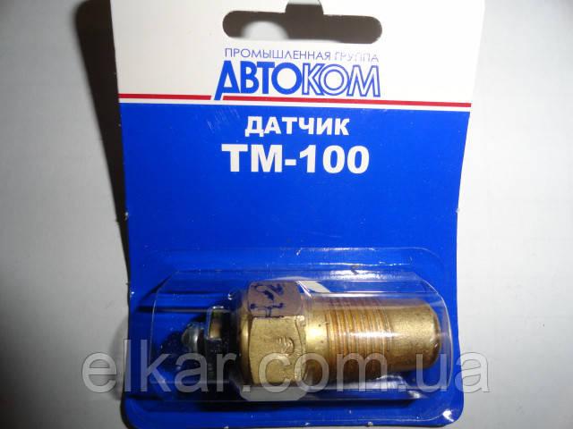 """Датчик температури охолоджуючої рідини ТМ-100 В (вир-во """"Пекар"""")"""