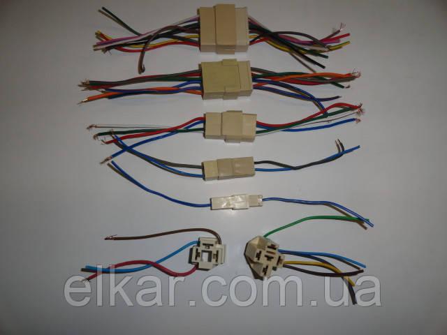 Роз'єм штекерний 2 проводний (Україна)