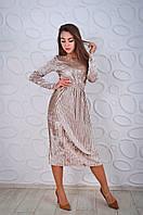 Платье женское Плиссе оптом