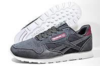 Кроссовки мужские Reebok Classic Leather, Серые