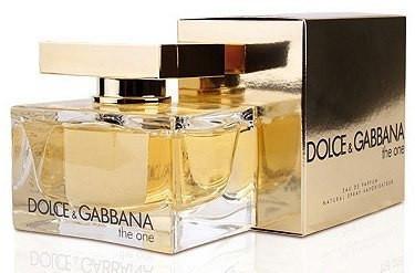 Парфюмерная вода для женщин Dolce&Gabbana The One, 75 мл