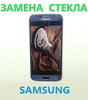 Переклейка  битого стекла    Samsung Galaxy S7