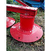 Косарка косилка роторна на мінітрактор 1,35 м Wirax Польща, фото 5