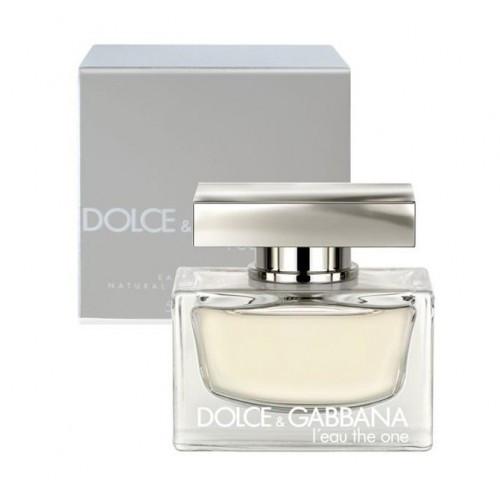 Женская Туалетная Вода Dolce & Gabbana L`Eau The One (Дольче Габбана Лиу Зе Ван),75 мл