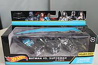 Подарочный набор из 4 машинок Хот Вилс, Hot Wheel аналог (Batman) 999-4