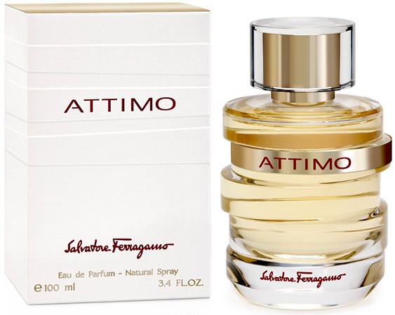 Женская Туалетная Вода Salvatore Ferragamo Attimo (Сальватор Феррагамо Аттимо)