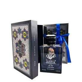 Парфюмерная вода мужская Designer Shaik Rich №.77 Pour Homme, 100 мл